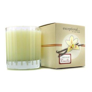 Exceptional Parfums Aromatická sviečka – Zmyselná vanilka  227g/8oz