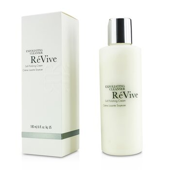 Re Vive Exfoliating Cleanser - Soft Polishing Crema  180ml/6oz