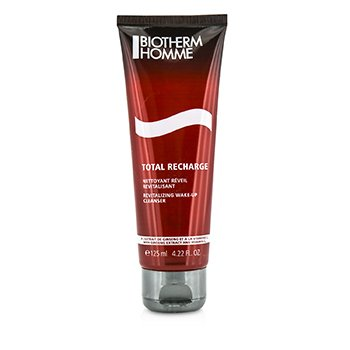 Biotherm Homme Total Recharge revitalizáló Wake-Up arctisztító  125ml/4.22oz