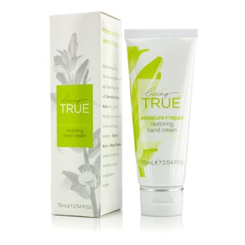 BeingTRUE Crema Restauradora Manos - Repara + Humecta  75ml/2.54oz