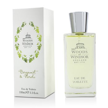Woods Of Windsor Bergamot & Neroli Eau De Toilette Spray 240005-6  100ml/3.3oz