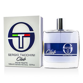 Sergio Tacchini Club Eau De Toilette Spray  100ml/3.3oz