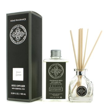 The Candle Company Reed Diffuser with Essential Oils  - French Lavender  100ml/3.38oz