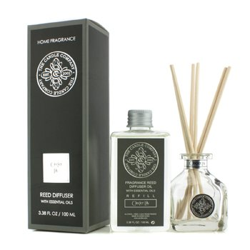 The Candle Company Reed Diffuser with Essential Oils - Ginger Lily  100ml/3.38oz