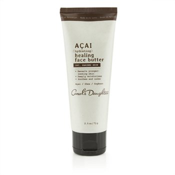 Carol's Daughter Acai Hydrating Healing Face Butter (For Dry, Parched Skin)  71g/2.5oz