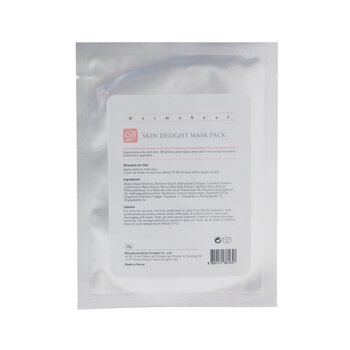 Dermaheal Skin Delight Mask Pack  22g/0.7oz