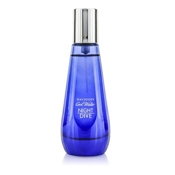 Davidoff Cool Water Night Dive Woman Eau De Toilette Spray  50ml/1.7oz