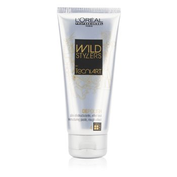 L'Oreal Professionnel Wild Styles by Tecni.Art Depolish Destructuring Pasta (Efecto Rugoso)  100ml/3.3oz
