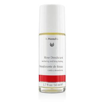 Dr. Hauschka Rose Desodorante  50ml/1.7oz