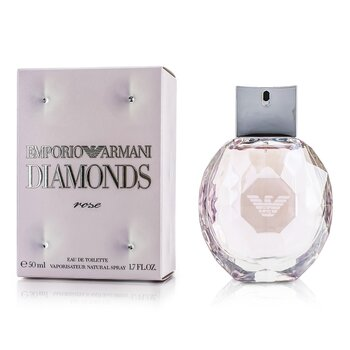 Giorgio Armani Diamonds Rose Eau De Toilette Spray  50ml/1.7oz