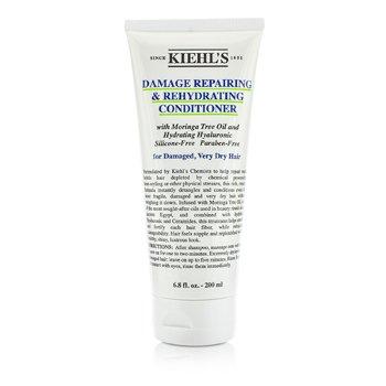 Kiehl's Condicionador Rehidratação e Reparo de Danos (Para Cabelos Danificados, Muito Secos)  200ml/6.8oz