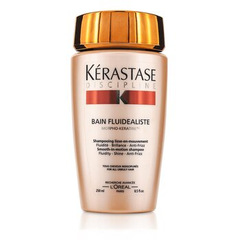 Kerastase Discipline Bain Fluidealiste Smooth-In-Motion šampon (za svu neposlušnu kosu)  250ml/8.5oz