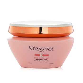Kerastase Discipline Maskeratine Smooth-in-Motion Masque - High Concentration (Cabelos Rebeldes)  200ml/6.8oz