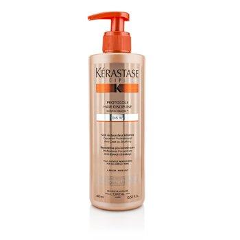 Kerastase Discipline Protocole Hair Discipline Soin N2 Cuidado Restaurados Pro Queratina (Para Todo Cabello Dif�cil de Manejar)  400ml/13.52oz