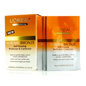 L'Oreal ���� ����� ������ Sublime Bronze  8x2ml/0.06oz