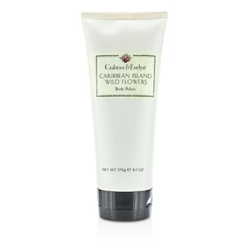 Crabtree & Evelyn Caribbean Island Wild Flowers Body Polish  175g/6.1oz