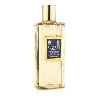 Floris Edwardian Bouquet Gel Humectante de Baño y Ducha  250ml/8.5oz