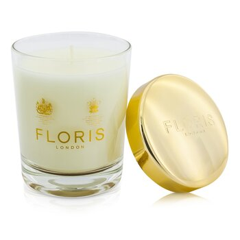 Floris Scented Candle - Sandalwood & Patchouli  175g/6oz