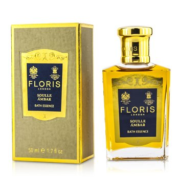 Floris Soulle Ambar Bath Essence  50ml/1.7oz