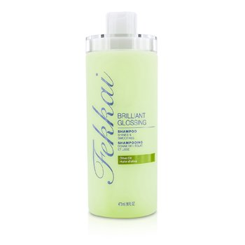 Frederic Fekkai Brilliant Glossing Shampoo (Shines & Smoothes)  473ml/16oz