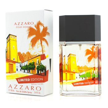 Azzaro Azzaro Eau De Toilette Spray (Edición Limitada 2014)  100ml/3.4oz