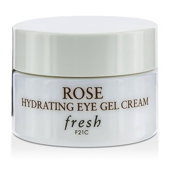 Fresh Rose Crema Gel Hidratante Ojos  15ml/0.5oz