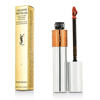 Yves Saint Laurent Volupte Tint In Aceite - #01 Drive Me Copper  6ml/0.2oz
