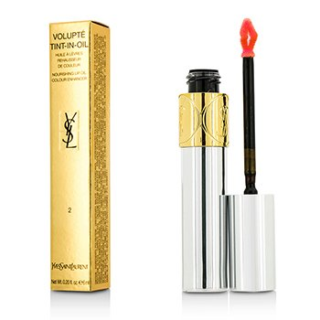 Yves Saint Laurent Volupte Tint In Aceite - #02 Oh My Gold  6ml/0.2oz