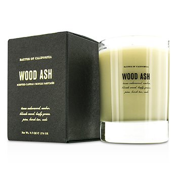 Baxter Of California Scented Candles - Wood Ash  274g/9.7oz