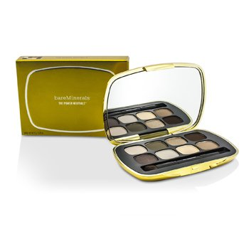 BareMinerals BareMinerals Ready Sombra de Ojos 8.0 - The Power Neutrals  8g/0.28oz