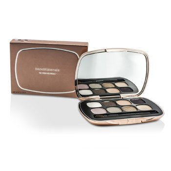 BareMinerals BareMinerals Ready Sombra de Ojos 8.0 - The Posh Neutrals  7g/0.24oz