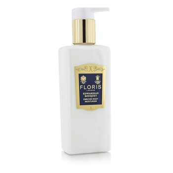 Floris Edwardian Bouquet Humectante Corporal   250ml/8.5oz