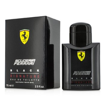 Ferrari Ferrari Scuderia Black Signature Eau De Toilette Spray  75ml/2.5oz
