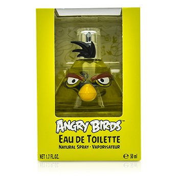 Air Val International Disney Angry Birds (Yellow) Eau De Toilette Spray  50ml/1.7oz