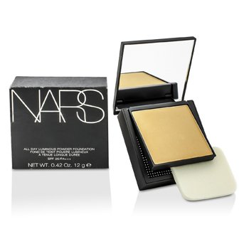 NARS Pudrowy podkład z filtrem UV All Day Luminous Powder Foundation SPF25 - Deauville (Light 4 Light with a neutral balance of pink & yellow undertones)  12g/0.42oz