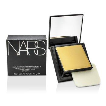 NARS Pudrowy podkład z filtrem UV All Day Luminous Powder Foundation SPF25 - Sweden (Light 3 Light with yellow undertones)  12g/0.42oz