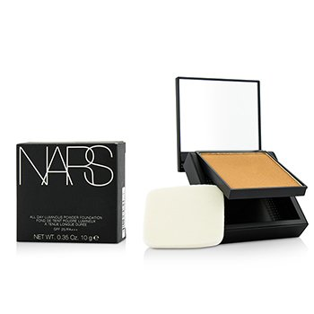 NARS All Day Luminous Powder Foundation SPF25 - Syracuse (Med/Dark 1 Medium dark with brown undertones)  12g/0.42oz
