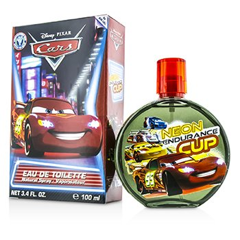 Air Val International Disney Cars Eau De Toilette Spray  100ml/3.4oz