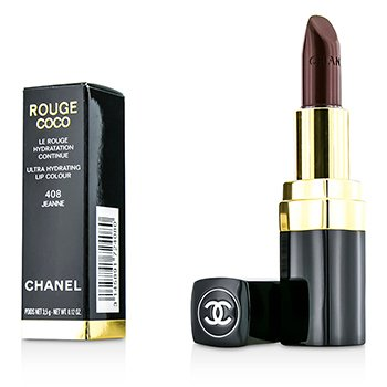 Chanel Rouge Coco Ultra Hydrating Lip Colour - # 408 Jeanne  3.5g/0.12oz