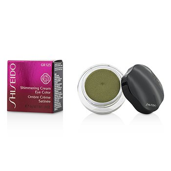 Shiseido Shimmering Cream Eye Color- # GR125 Naiad  6g/0.21oz