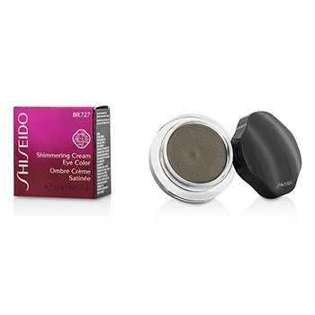 Shiseido Sombra Shimmering Cream Eye Color - # BR727 Fog  6g/0.21oz
