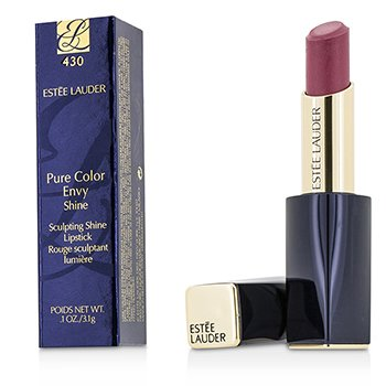 Estee Lauder Pure Color Envy Shine Pintalabios Brillo Esculpidor - #430 Pink Dragon  3.1g/0.1oz