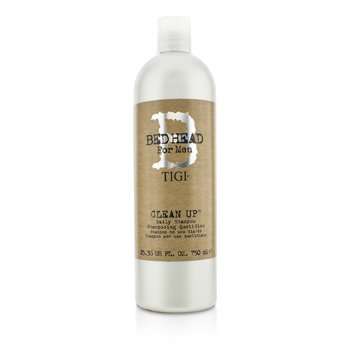 Tigi Shampoo Diário Clean Up Bed Head B For Men  750ml/25.36oz