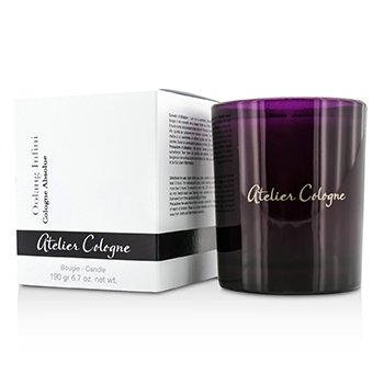 Atelier Cologne Bougie Candle - Oolang Infini  190g/6.7oz