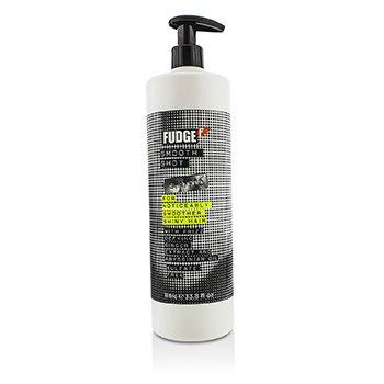 Fudge Smooth Shot Şampon (Pentru Păr Vizibil Mai Fin şi Strălucitor)  1000ml/33.8oz