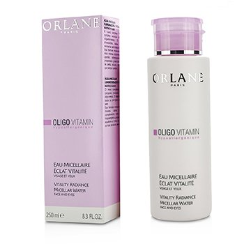Orlane Oligo Vitamin Vitality Agua Radiante - Rostro y Ojos  250ml/8.3oz