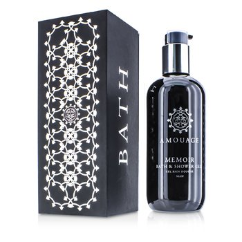 Amouage Żel pod prysznic i do kąpieli Memoir Bath & Shower Gel  300ml/10oz