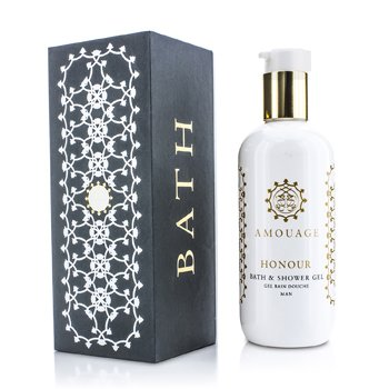 Amouage Żel pod prysznic i do kąpieli Honour Bath & Shower Gel  300ml/10oz