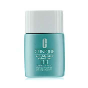 Clinique Anti-Blemish Solutions BB Cream SPF 40 - Krim BB - Medium (Kombinasi Berminyak ke Berminyak)  30ml/1oz