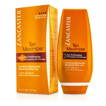 Lancaster Tan Maximizer Soothing Moisturizer Repairing After Sun  125ml/4.2oz